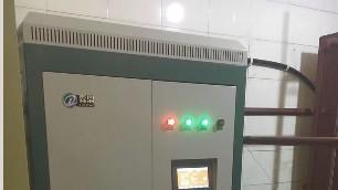 辽宁辽阳某厂房电采暖项目 煤改电案例 电锅炉采暖