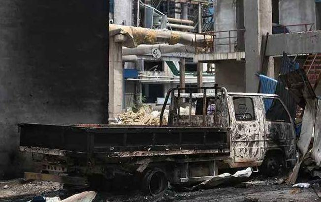 河南锅炉爆炸