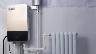 家用电磁采暖炉不易结垢的原因你知道吗