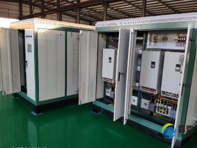 电磁锅炉辅助太阳能供暖,超强节能好选择!