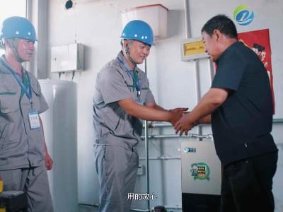 强制煤改电后,民用电锅炉采暖带来温暖
