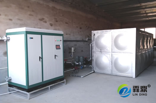 蓄热式电磁采暖炉