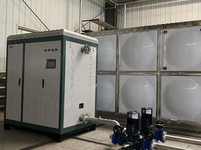 蓄热式电锅炉是怎么运行的和使用范围