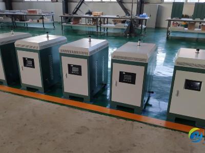 电磁加热炉和电阻加热炉