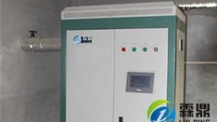 黑龙江齐齐哈尔市某卫生院电磁锅炉采暖项目