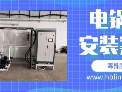 【霖鼎案例】黑龙江牡丹江某厂房电采暖项目实例