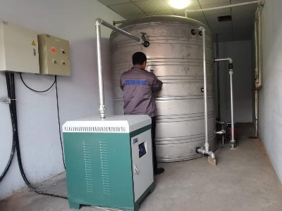 蓄热电锅炉中的蓄热技术应用