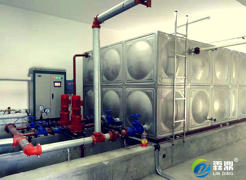 工业电磁采暖(热水)炉