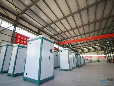 电磁加热技术成熟 电锅炉功能更加广泛