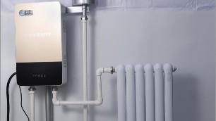 电锅炉采暖对水质要求高?