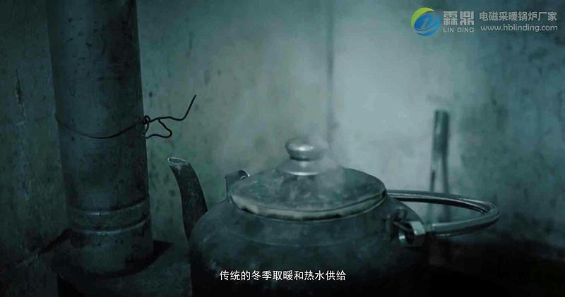 智能电壁挂炉