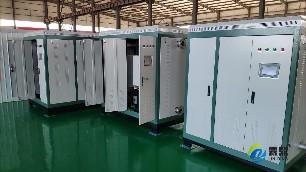 大型厂房车间选择工业电磁采暖炉要注意什么