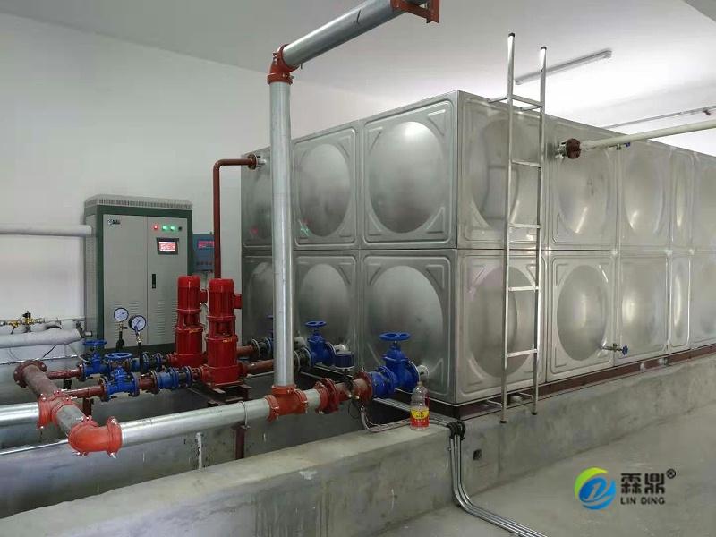 蓄热式电锅炉安装案例