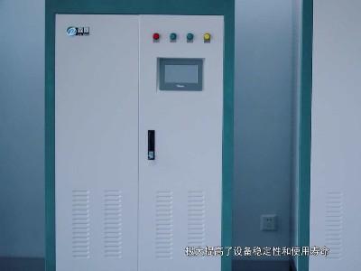 家用电锅炉和地暖的连接分两种方式
