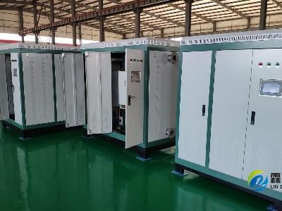 企事业单位使用电热水锅炉供暖