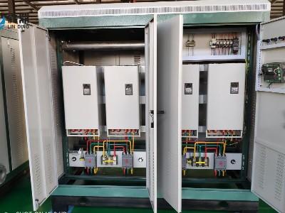 电锅炉给冬天采暖提供了活力