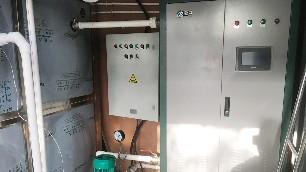 天津市东丽区某公司煤改电案例