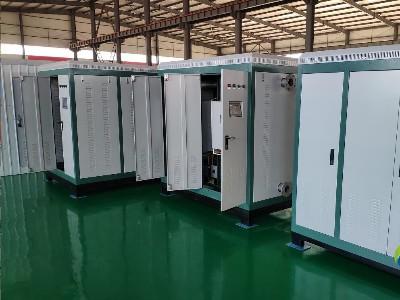 大型电磁锅炉如何安装和保养?