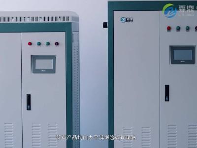 常见的两种取暖电锅炉