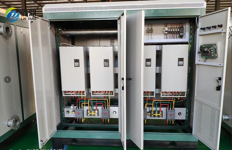 变频电磁采暖炉