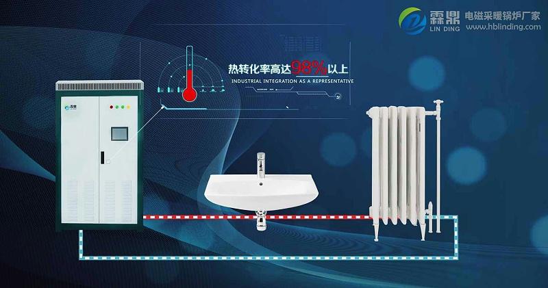 电磁锅炉热效率