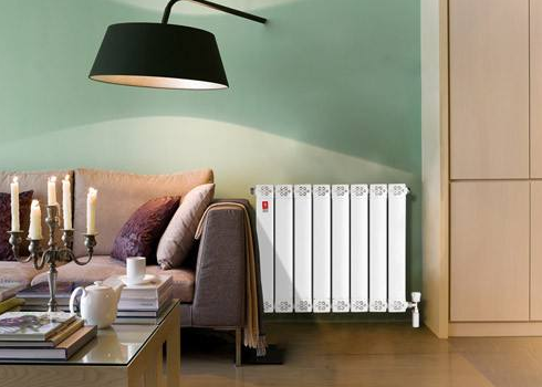 合理安装使用暖气片,可提高采暖效率。
