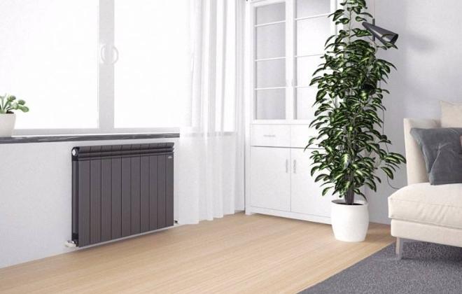 合理安装使用暖气片,能高采暖效率。