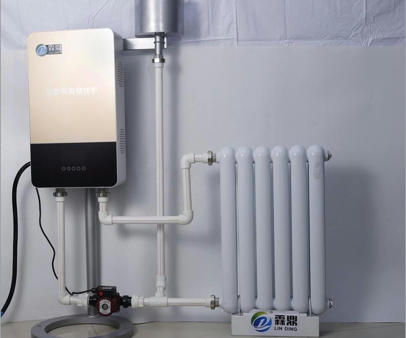 壁挂式电磁采暖炉