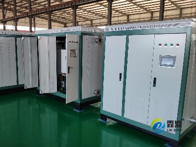 蓄热式电锅炉产品实现了机电一体化